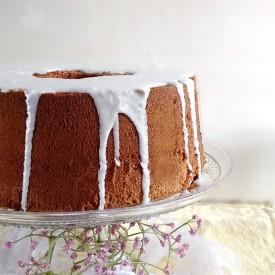 Honey Chiffon Cake