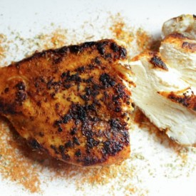Spiced Chicken Rub