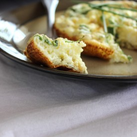 Herb and Caramelized Onion Quiche