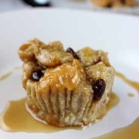 Butter Beer Bread Pudding