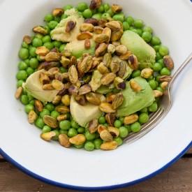 Yogic Green Salad
