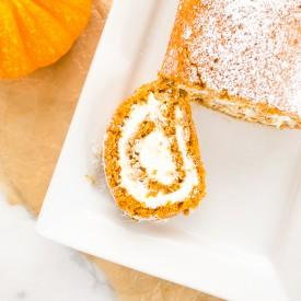 Pumpkin Cake Roll
