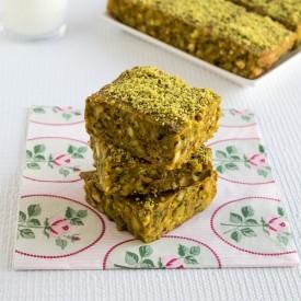Glutenfree butternut squash pistach