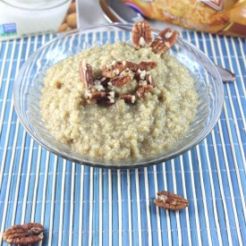 Brown Sugar Breakfast Quinoa