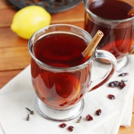 Mulled Cranberry Tea