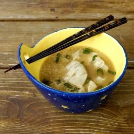 Wonton Egg Drop Soup