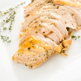 Simple Herb Roast Turkey Breast