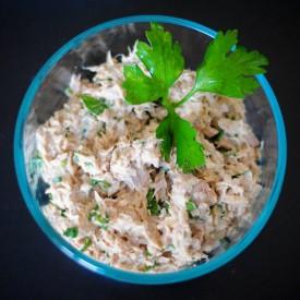 Apple Curry Tuna Salad