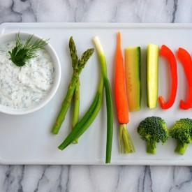 Chobani Yogurt & Herb Dip/Dressing