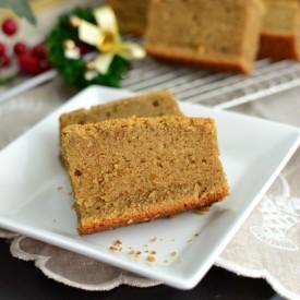 Espresso Almond Butter Cake