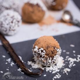 Chocolate Cinnamon Truffles
