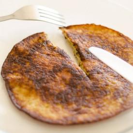 2-Ingredient Pancake