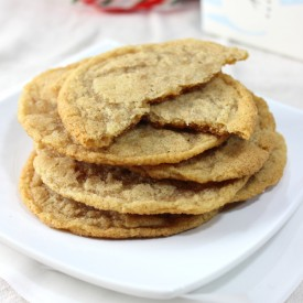 Make Ahead Snickerdoodles
