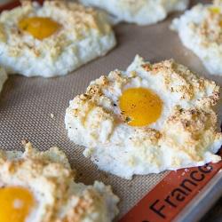 Easy Egg Nests