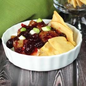 Cranberry Green Chili Spread