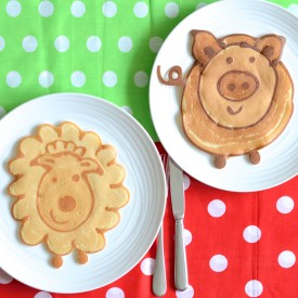 Farmyard Pancakes