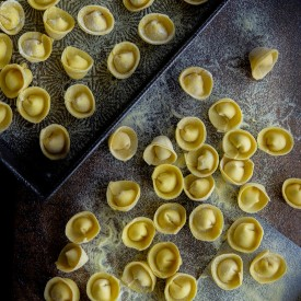 Homemade Pasta: Cappelletti