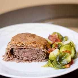 Grain-Free Beef Wellington
