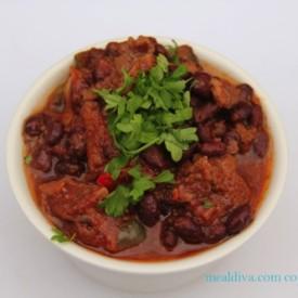 Black Bean & Beef Stew