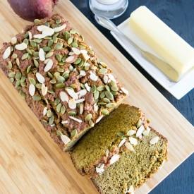 Gluten Free Beetroot Sandwich Bread