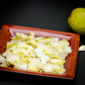 Endives and Pear Sauté