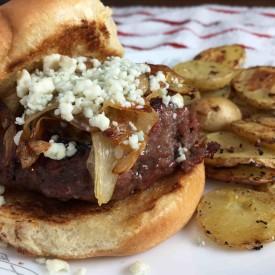 Jalapeno Jam Burger