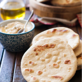 Clean Eating Pita Recipe