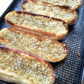 Epic Garlic Bread
