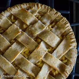 Gluten-Free Grain-Free Apple Pie