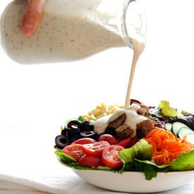 Vegan Ranch Salad Dressing