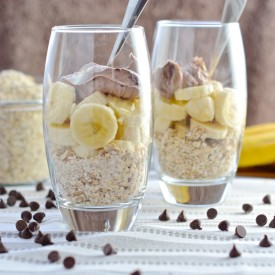 Chocolate & Banana Breakfast
