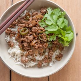 Chinese Chinkiang Beef