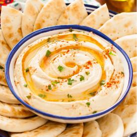 Classic Smooth Hummus