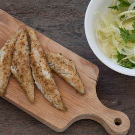 Double Fennel Fish