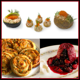 Three for an Alfresco Feast