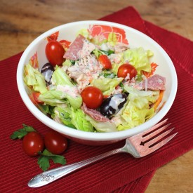 DIY Creamy Italian Salad Dressing