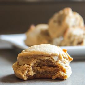 Chewiest Peanut Butter Cookies