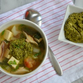 Asian Vegetable Soup