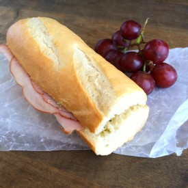 French Ham & Butter Sandwich