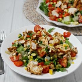 Grilled Southwestern Chicken Salad