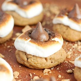 S'more Cookies