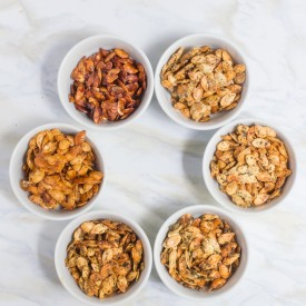 Roasted Pumpkin Seeds – Six Ways