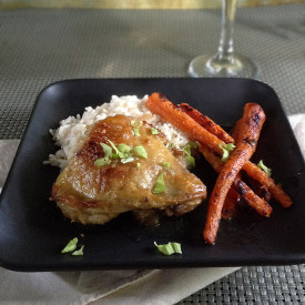 Meltingly Tender Chicken