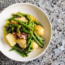 French Green Bean and Potato Salad