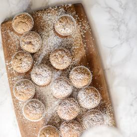 Applesauce Spice Muffins