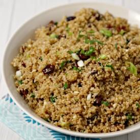 Autumn Quinoa Pilaf