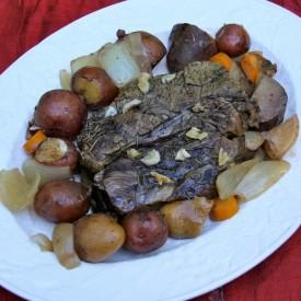Classic Pot Roast with Rosemary