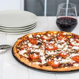 Chciken And Feta Pizza