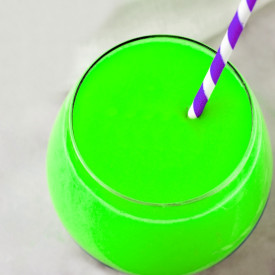 green grape spinach smoothie