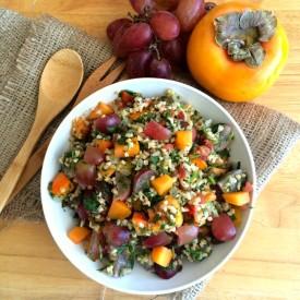 Fast Fruity Tabbouli Salad